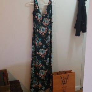 Nwt but altered forever 21 flowy dress